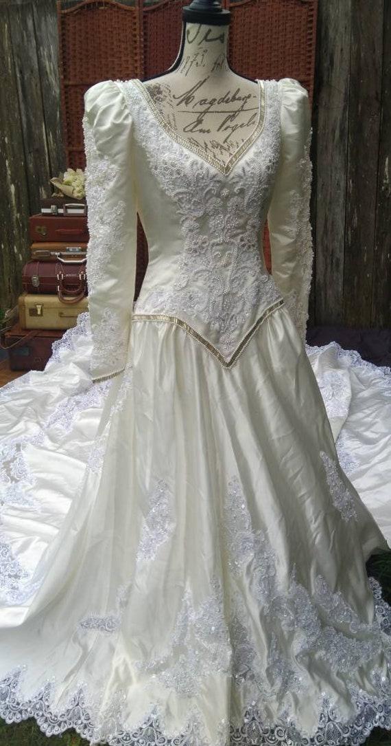 Private label by G wedding dress/vintage wedding d