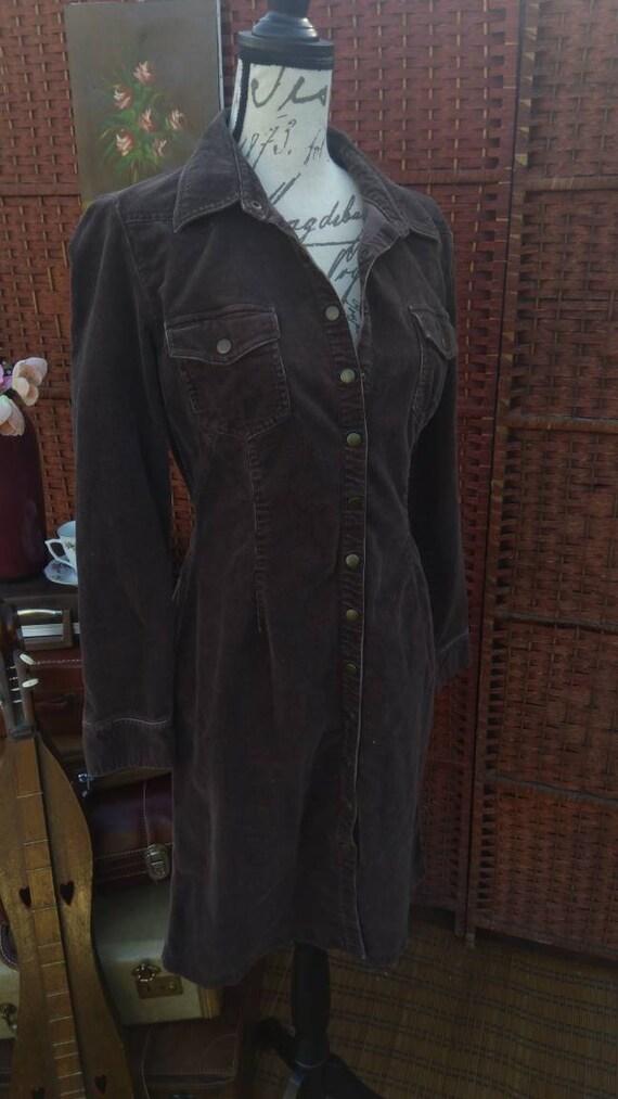 Moda international cotton dress from the 90's/cott