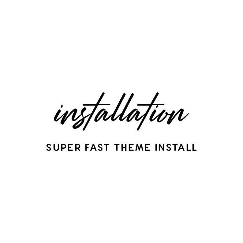 Wordpress Blog Theme Installation image 0