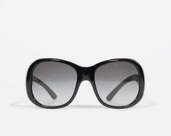 27a24fa3e87d PRADA - Black women sunglasses