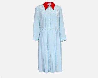 MIU MIU - Silk dress b662a552378a1