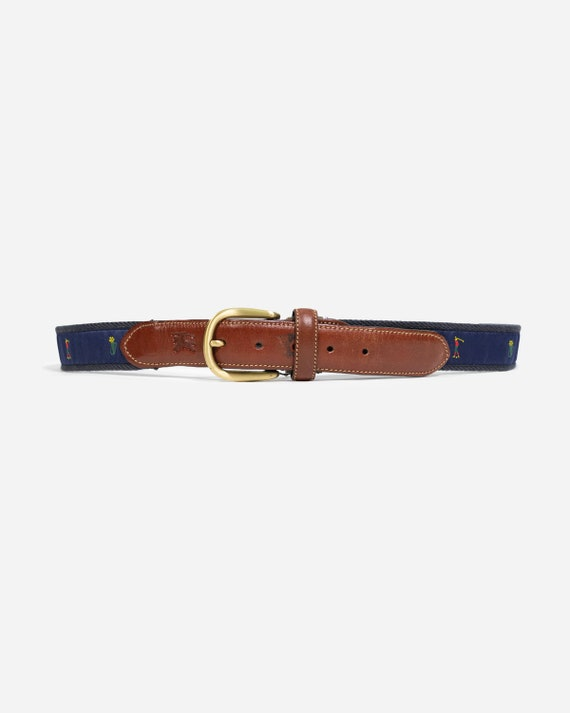 BURBERRYS - Cotton belt