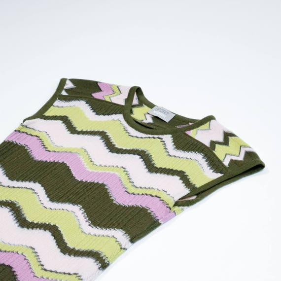 cotton t MISSONI MISSONI shirt Multicolor cotton Multicolor shirt t znq7AwaOa