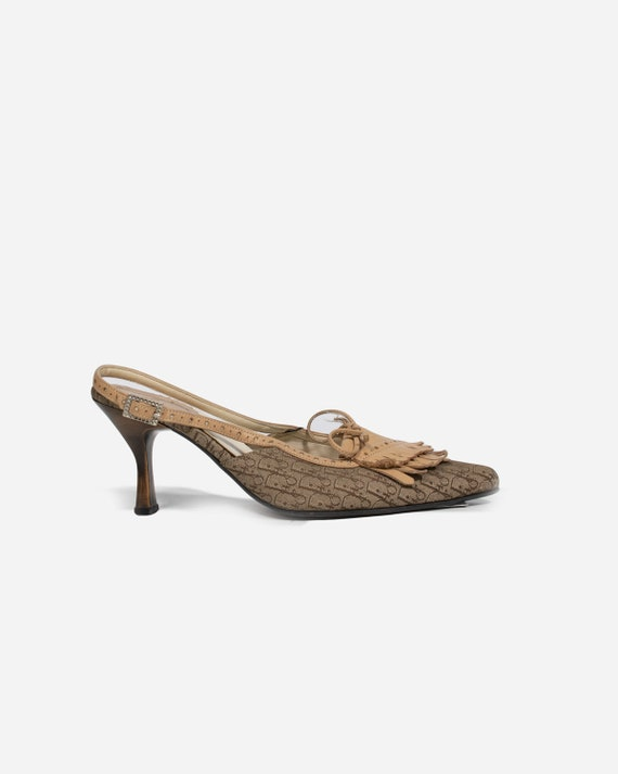 Christian Dior - Logated shoes