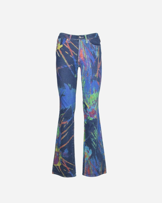 VERSACE - Flare pants