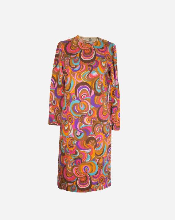 LEONARD - 70s dress