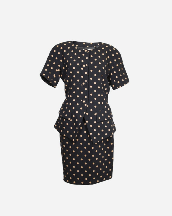 Christian Dior - Polka dots tailleur