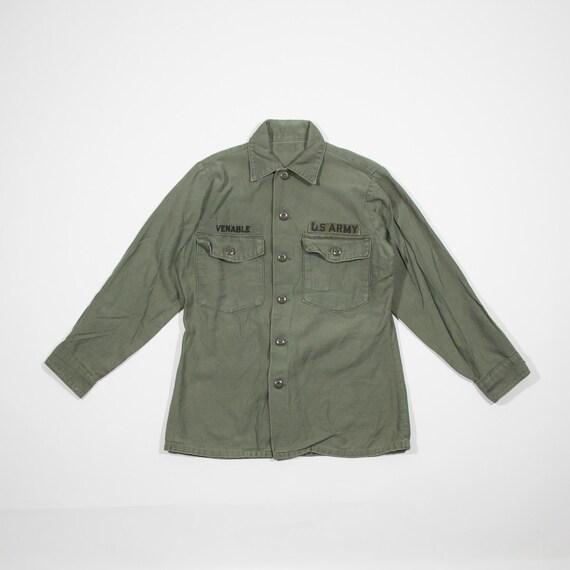 S army Army shirt U green wpqgzxT