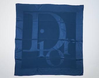 CHRISTIAN DIOR - silk scarf