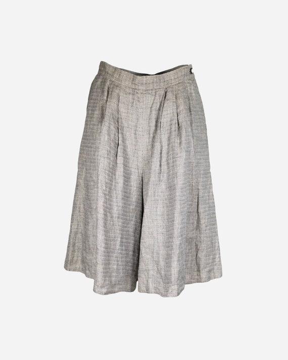 GUCCI - Linen culotte