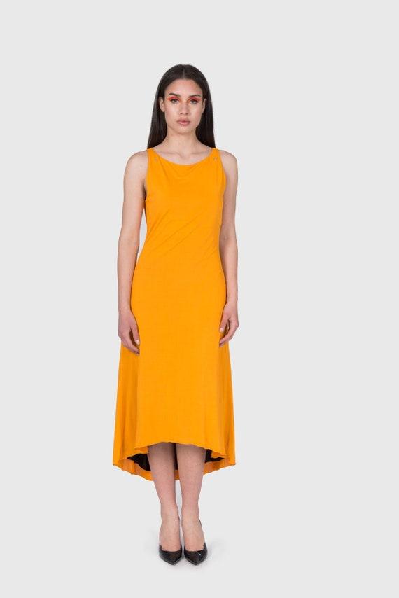 VERSACE - Flared dress