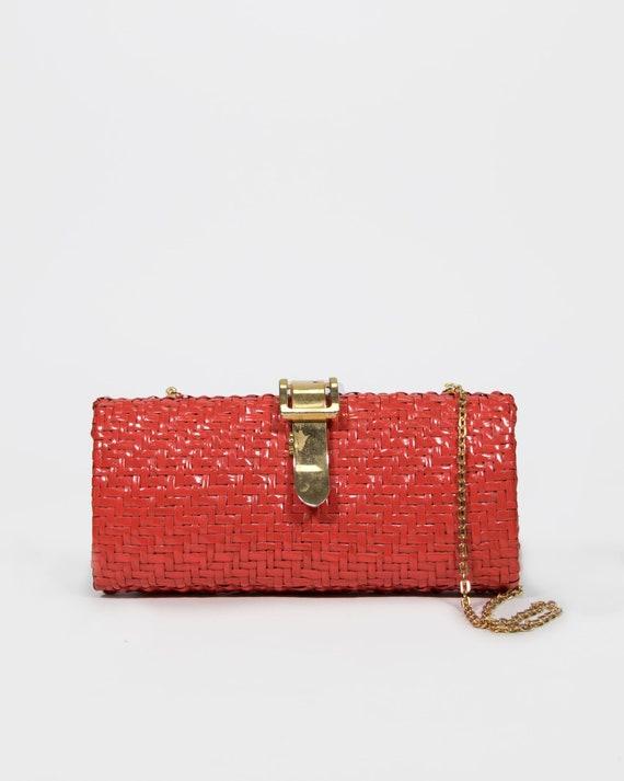 RODO - Wicker bag