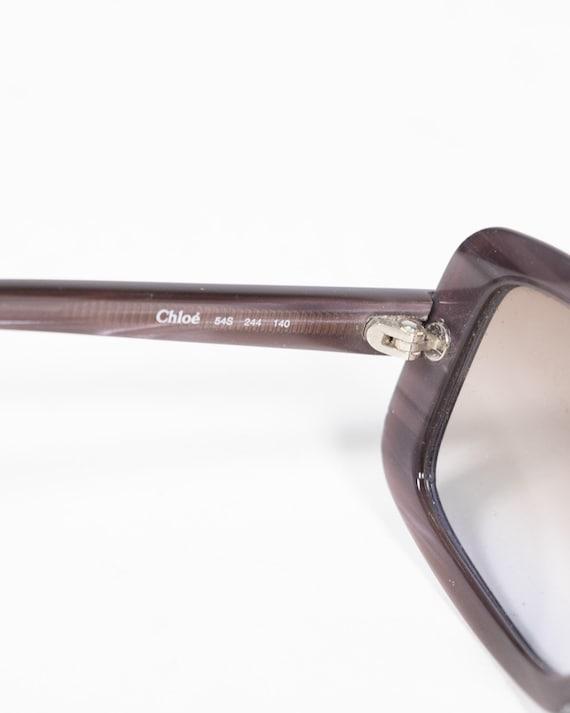 CHLOE - Violet sunglasses - image 3