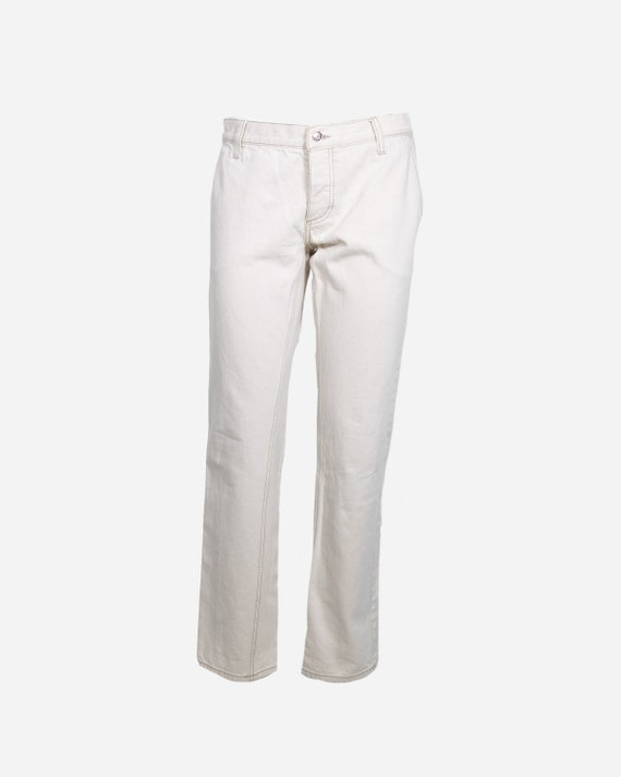 GUCCI - White pants