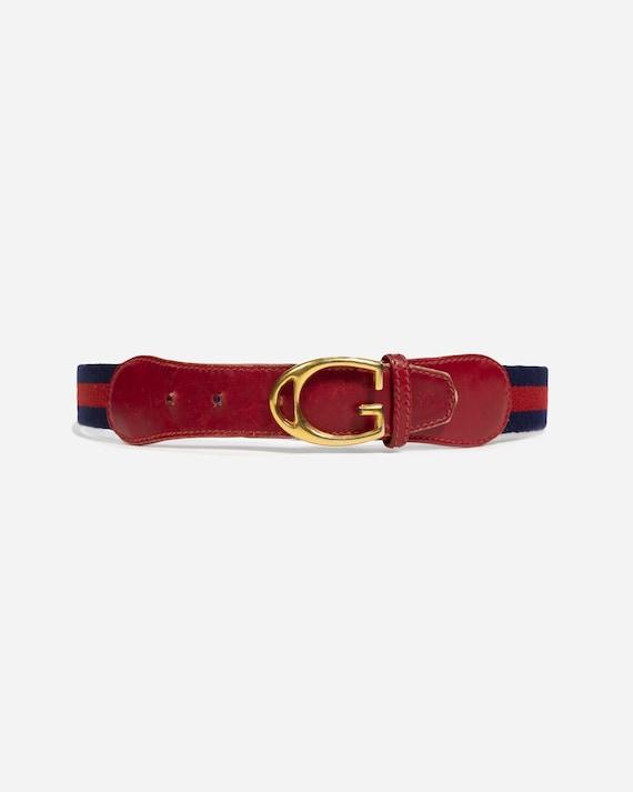 GUCCI - Cotton belt