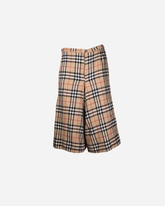 BURBERRY - Wool pants