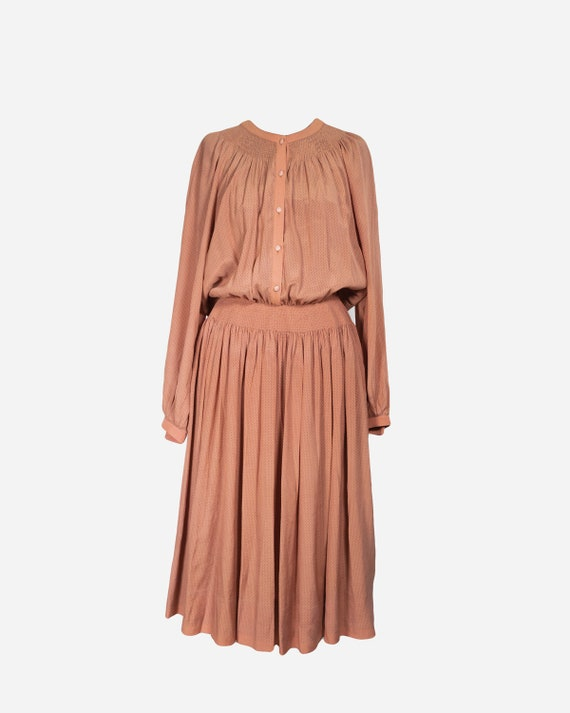 LOUIS FERAUD - Silk dress