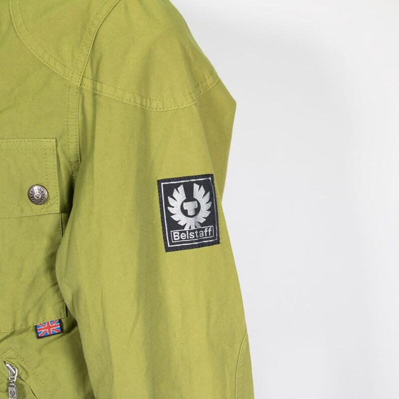 Cotton jacket BELSTAFF