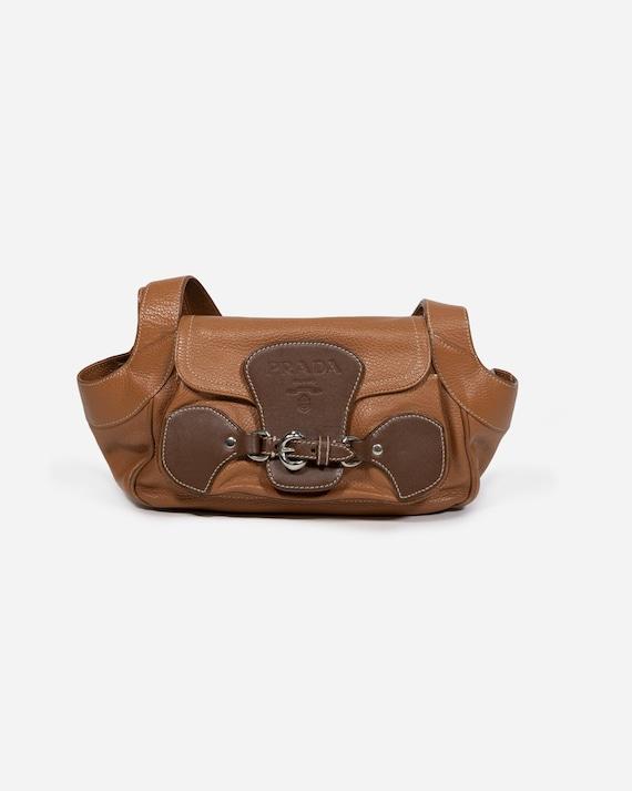PRADA - Leather bag