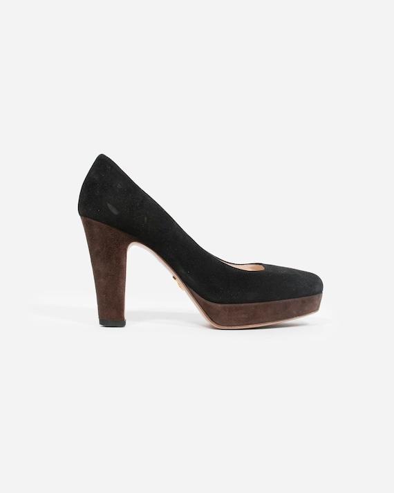Prada - Suede shoes