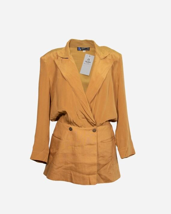 MONTANA - Silk blazer