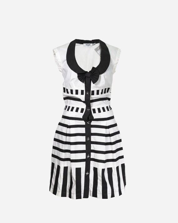 MOSCHINO - Striped dress