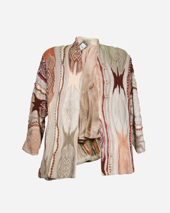 COOGI- Cotton colorful cardigan