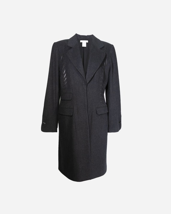PACO RABANNE - Wool coat