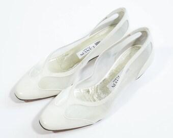 LANVIN - Leather shoes