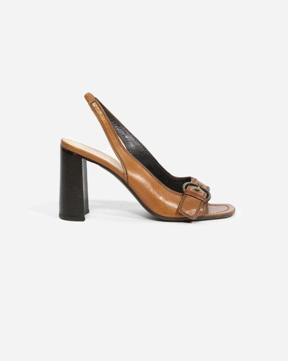 Miu Miu - leather shoes