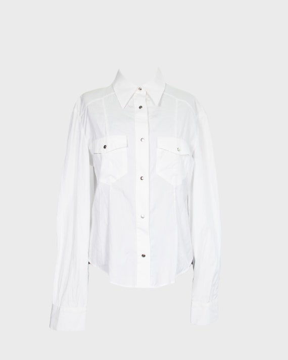 MONTANA - white shirt