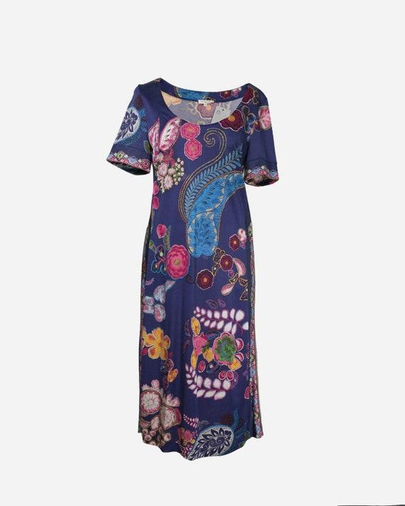 ETRO - Paisley dress