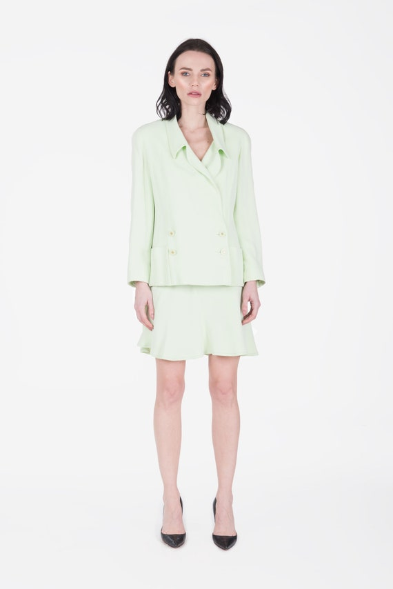 CHANEL - Cotton twinset