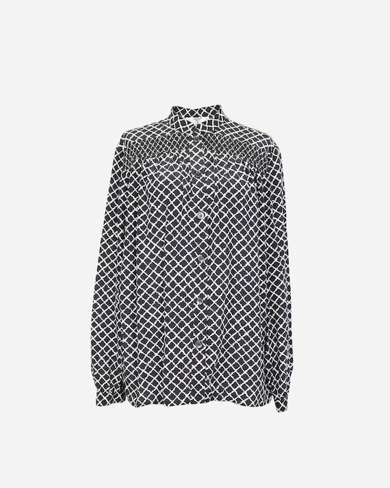 VALENTINO - Silk shirt