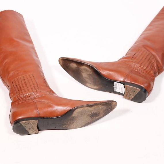 VENETA VENETA BOTTEGA boots flat boots VENETA BOTTEGA VENETA BOTTEGA Leather Leather flat flat BOTTEGA boots Leather 7qwaxBTtC