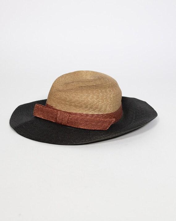 BORSALINO - Straw hat