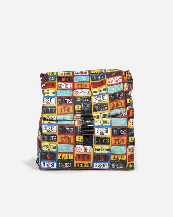 MOSCHINO - Multicolor backpack