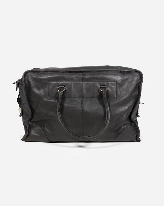 BALENCIAGA - Leather bag