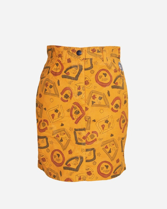 VALENTINO - Crazy pattern skirt