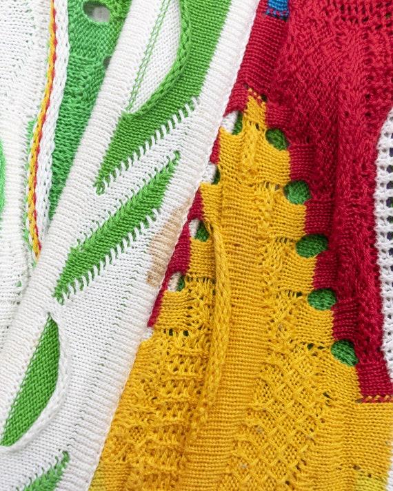 COOGI - Cotton colorful cardigan  - image 7