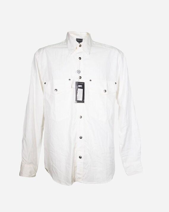 VERSACE - White shirt