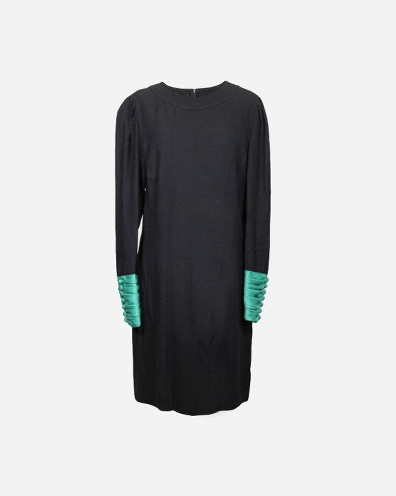 LOUIS FERAUD - Black dress
