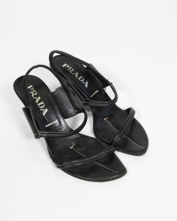Prada - Leather shoes
