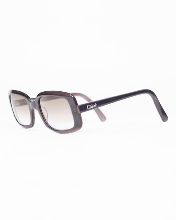 CHLOE - Violet sunglasses - image 5