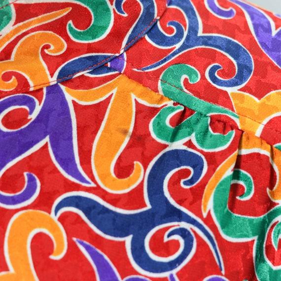 YVES SAINT LAURENT - Silk suit  - image 6