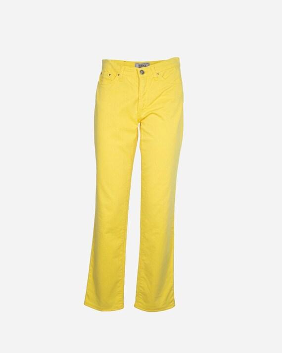 VERSACE - Cotton pants