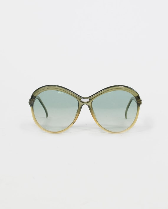 CHRISTIAN DIOR - 70s sunglasses