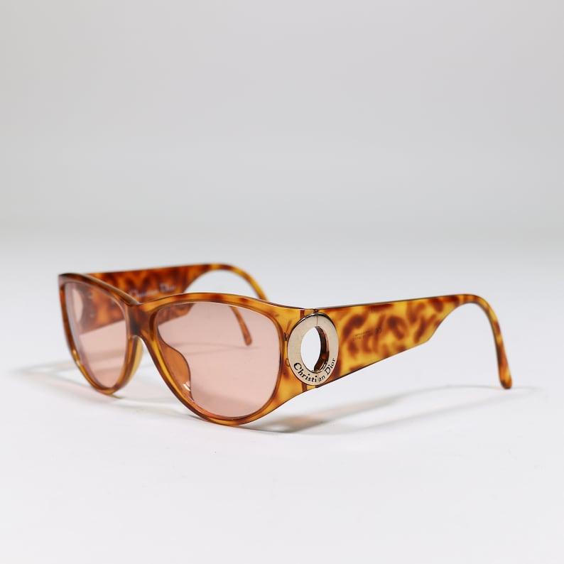 fa224811ba2d CHRISTIAN DIOR plastic sunglasses