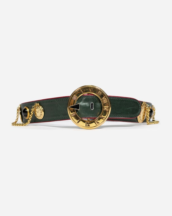 ESCADA - Leather belt