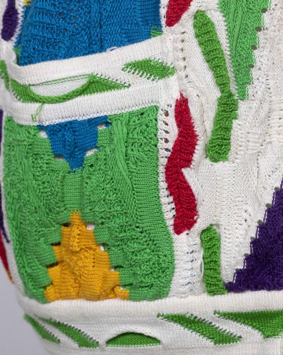 COOGI - Cotton colorful cardigan  - image 2